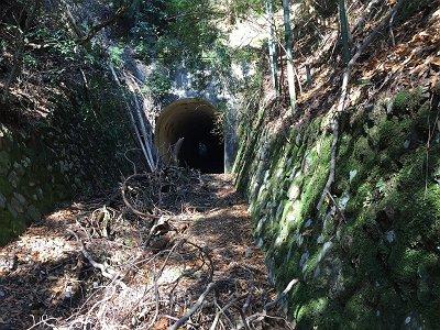 一号トンネル