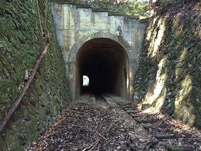 二号トンネル