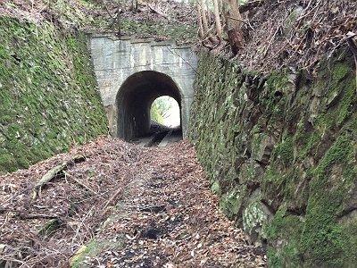 六号トンネル。これが最後のトンネルになる