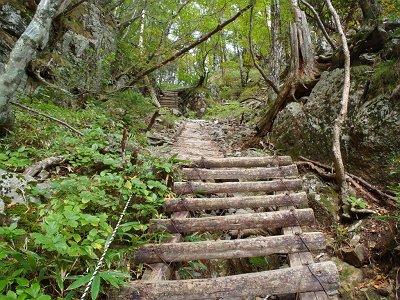 すごい階段