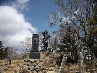 神武天皇の像