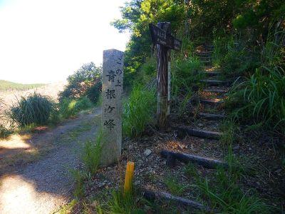 せっかくなので青根ヶ峰に行ってみることにした
