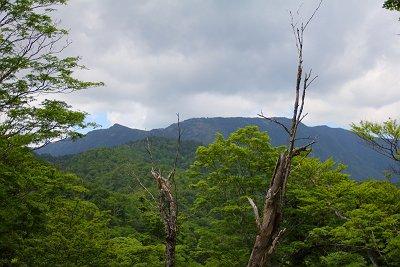 弥山・八経ヶ岳