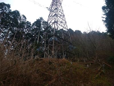 ここも鉄塔